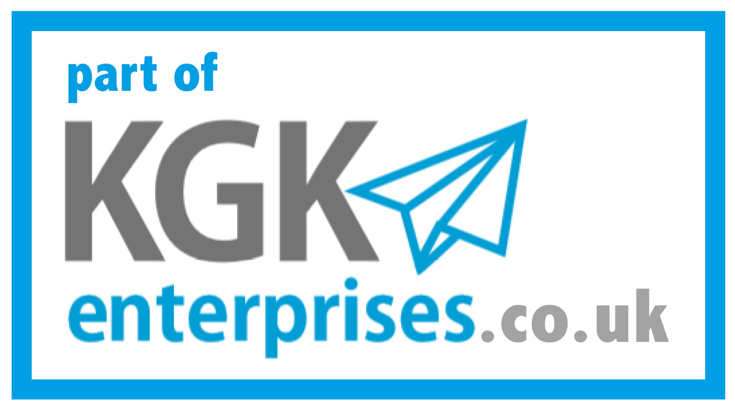 Part of KGK Enterprises